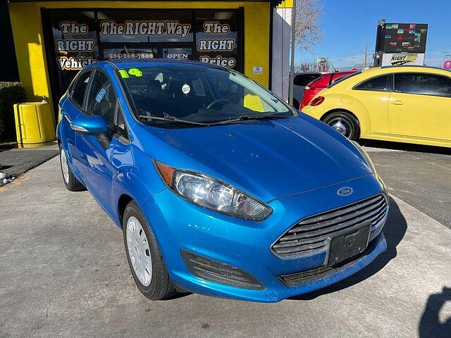 2014 Ford Fiesta 4d Sedan SE EcoBoost Turbo Albuquerque NM