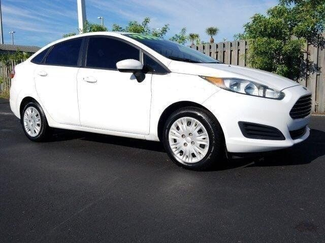 2014 Ford Fiesta S Fort Pierce Fl 25928500