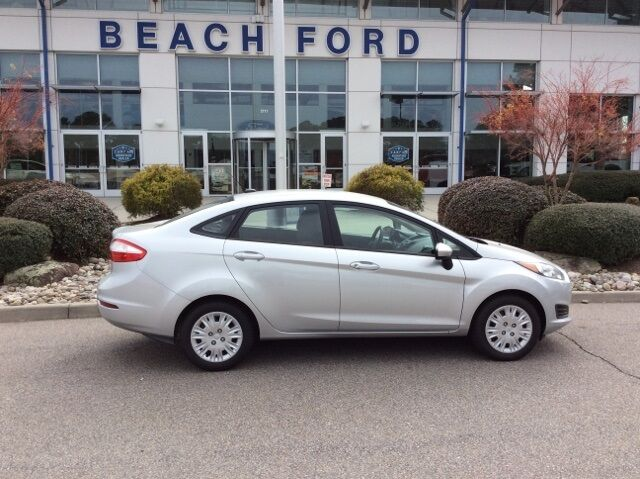 2014 Ford Fiesta S Suffolk VA