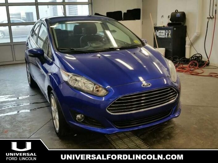 2014 Ford Fiesta SE  - Certified - Low Mileage Calgary AB