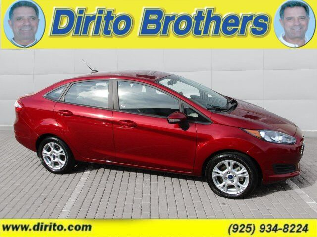 2014 Ford Fiesta SE 47783A SE Walnut Creek CA