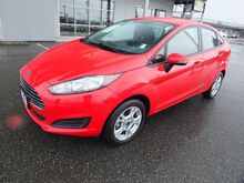 2014_Ford_Fiesta_SE_ Burlington WA