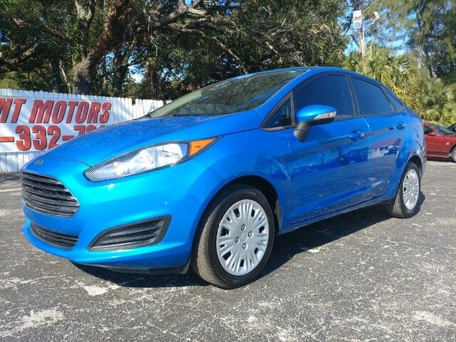 2014_Ford_Fiesta_SE_ Fort Myers FL