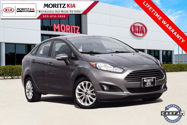 2014 Ford Fiesta SE Fort Worth TX