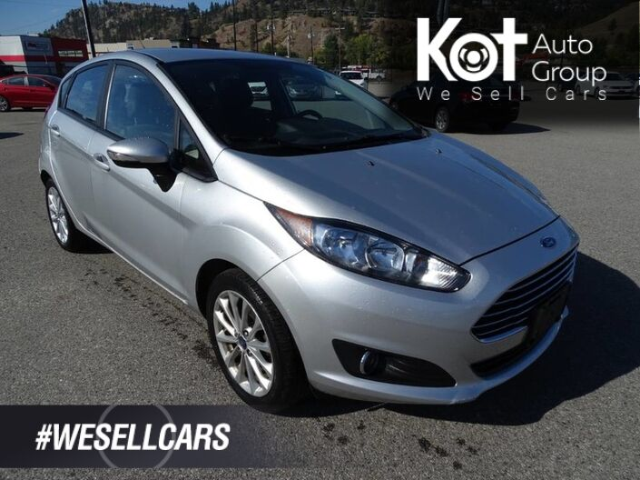 2014 Ford Fiesta SE Kelowna BC