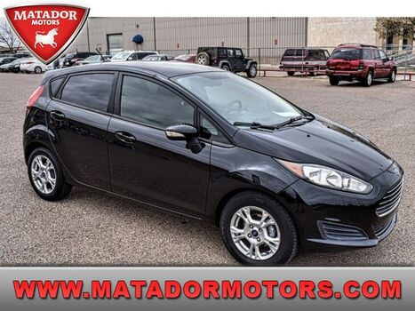2014_Ford_Fiesta_SE_ Lubbock & Wolfforth TX