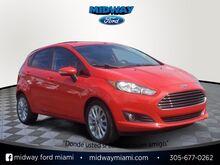 2014_Ford_Fiesta_SE_ Miami FL