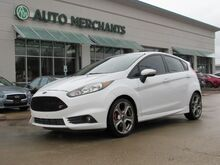 2014_Ford_Fiesta_ST Hatchback  TURBOCHARGED, 6-SPEED MANUAL TRANSMISSION, LEATHER/CLOTH SEATS, NAVIGATION_ Plano TX