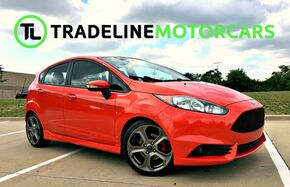 2014_Ford_Fiesta_ST RECARO SEATS, MANUAL TRANSMISSION, LOW MILES... AND MUCH MORE_ CARROLLTON TX