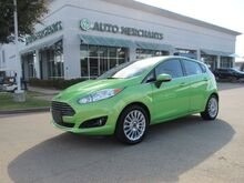 2014_Ford_Fiesta_Titanium Hatchback LEATHER, NAVIGATION, BACKUP CAM, SUNROOF, KEYLESS START, BLUETOOTH CONNECTIVITY_ Plano TX