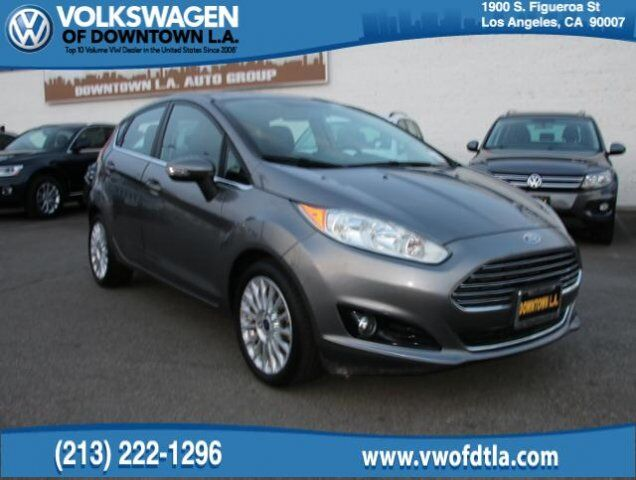 2014 Ford Fiesta Titanium Los Angeles CA