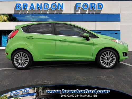2014 Ford Fiesta Titanium Tampa FL
