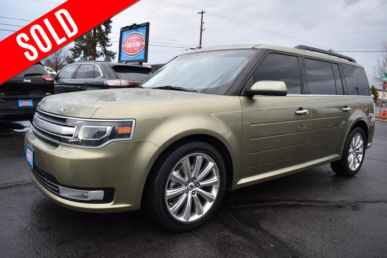 2014 Ford Flex Limited AWD w/EcoBoost Bend OR