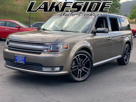 2014 Ford Flex Limited AWD w/EcoBoost Colorado Springs CO