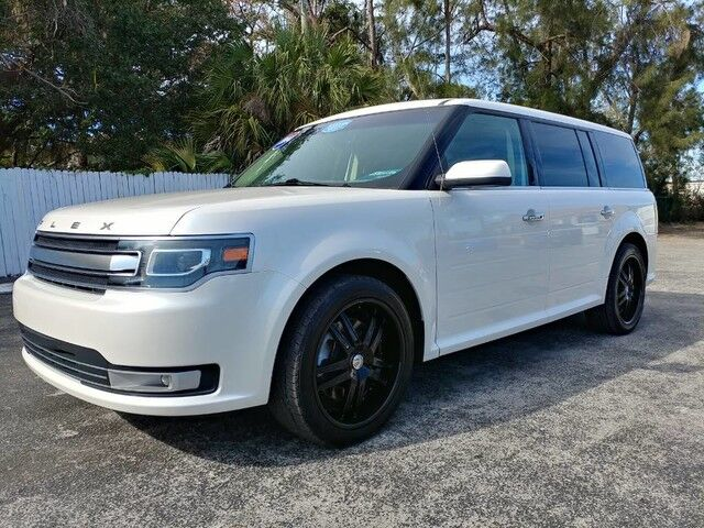 2014_Ford_Flex_Limited_ Fort Myers FL