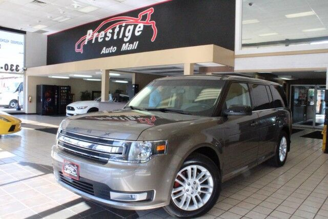 2014 Ford Flex SEL - Park Assist, Heated Seats Cuyahoga Falls OH