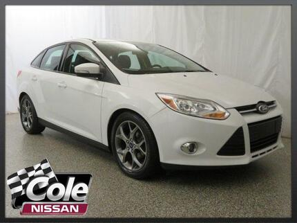 2014_Ford_Focus_4dr Sdn SE_ Southwest MI