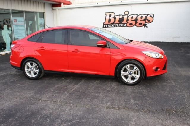 2014 Ford Focus 4dr Sdn SE Fort Scott KS