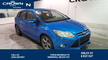 2014_Ford_Focus_5dr HB SE_ Winnipeg MB