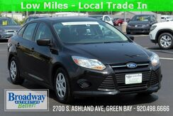 2014_Ford_Focus_S_ Green Bay WI