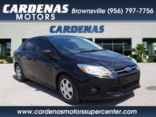 2014_Ford_Focus_S_ Harlingen TX