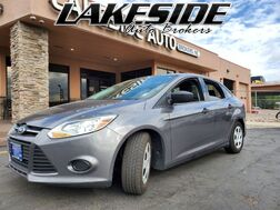 2014_Ford_Focus_S Sedan_ Colorado Springs CO