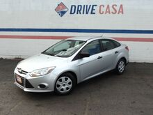 2014_Ford_Focus_S Sedan_ Dallas TX