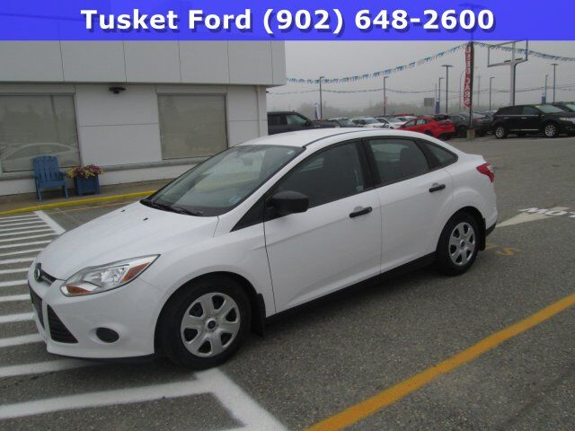 2014 Ford Focus S Tusket NS