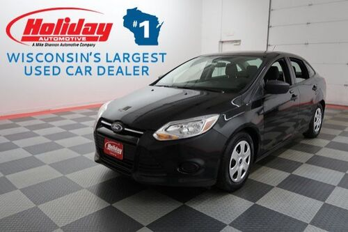 2014_Ford_Focus_S_ Fond du Lac WI