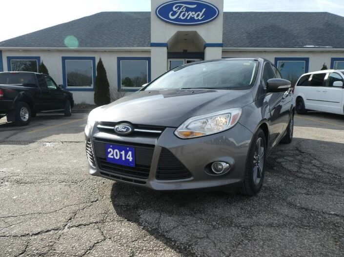 2014 Ford Focus SE - CRUISE CONTROL - BLUETOOTH - HEATED SEATS Essex ON