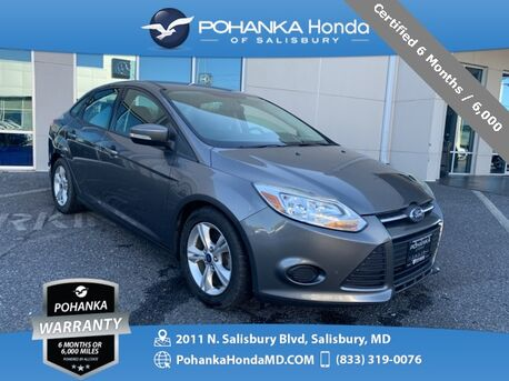 2014_Ford_Focus_SE ** Certified 6 Months / 6,000  **_ Salisbury MD