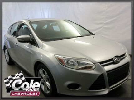 2014_Ford_Focus_SE_ Southwest MI