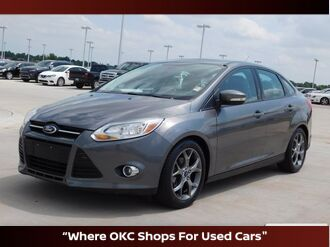 2014_Ford_Focus_SE_ Oklahoma City OK