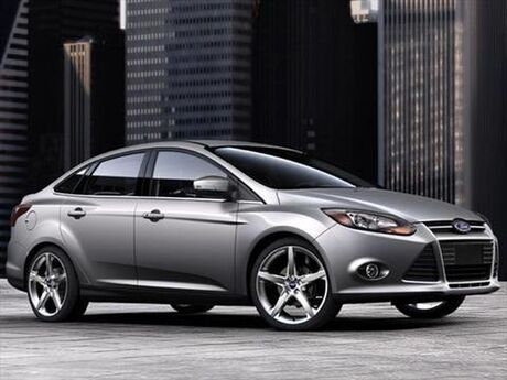 2014 Ford Focus SE 87K FRONT WHEEL DRIVE MANUAL 2.0L 4-CYL ENGINE Houston TX