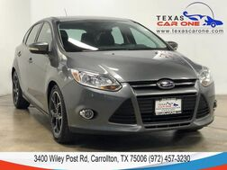 2014_Ford_Focus_SE AUTOMATIC LEATHER SEATS BLUETOOTH POWER DRIVER SEAT ALLOY WHE_ Carrollton TX