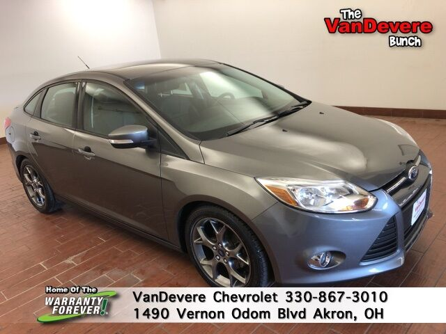 2014 Ford Focus SE Akron OH
