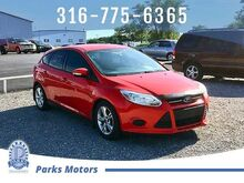 2014_Ford_Focus_SE_ Wichita KS