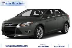 2014_Ford_Focus_SE_ Barre VT