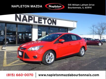 2014_Ford_Focus_SE_ Bourbonnais IL