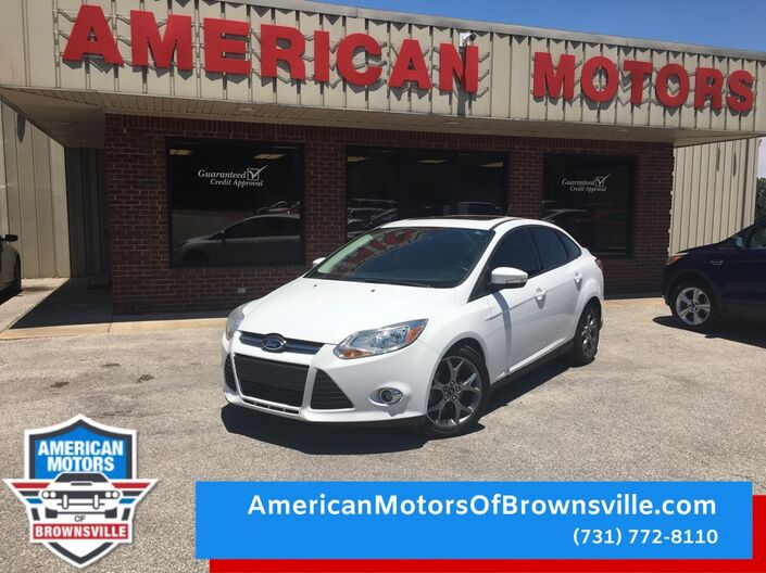 2014 Ford Focus SE Brownsville TN