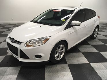 2014_Ford_Focus_SE_ Chattanooga TN