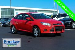 2014_Ford_Focus_SE_ Green Bay WI
