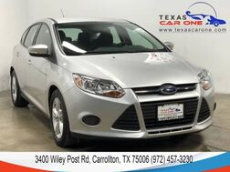 2014_Ford_Focus_SE HATCH AUTOMATIC BLUETOOTH CRUISE CONTROL AUX/USB INPUT ALLOY_ Carrollton TX
