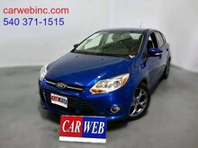 2014_Ford_Focus_SE Hatch_ Fredricksburg VA