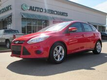 2014_Ford_Focus_SE Hatch_ Plano TX
