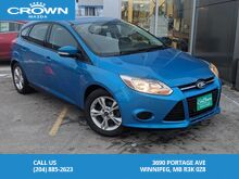 2014_Ford_Focus_SE Hatchback Automatic *No Accidents/One Owner/Local*_ Winnipeg MB