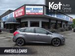 2014 Ford Focus SE, Hatchback, Heated Seats, Back-Up Camera
