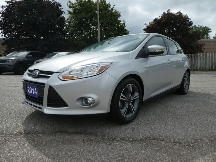 2014 Ford Focus SE Heated Seats Bluetooth Low KM Essex ON