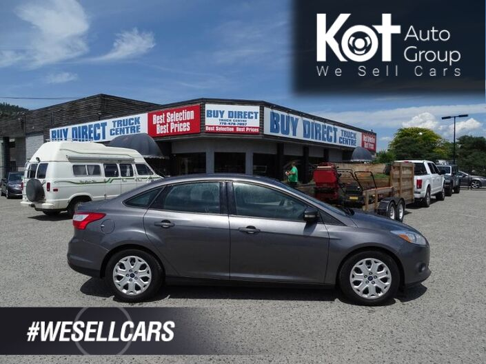 2014 Ford Focus SE Heated Seats, Low KM's Kelowna BC