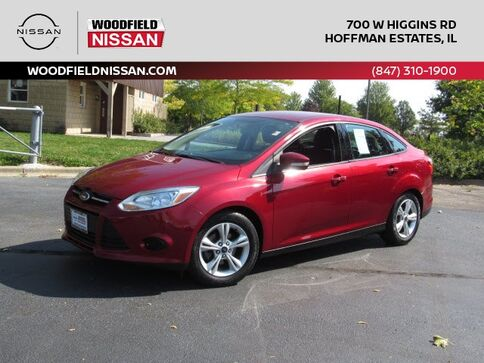 2014_Ford_Focus_SE_ Hoffman Estates IL